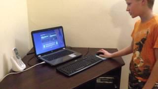 Как подключать синтезатор к компютеру.(, 2013-01-13T17:37:24.000Z)