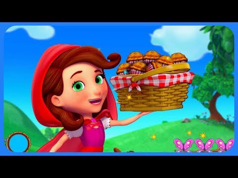 Gameplay Fairy Tale Forest Adventures | Learn to play | Best games for kids