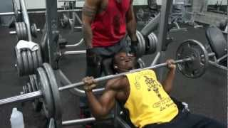 Super Chest Workout Routine: Get Big Project @authenticalaniz