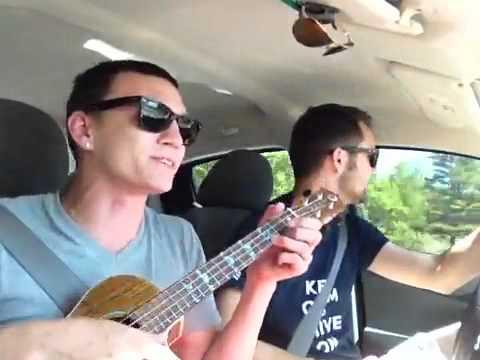 Colt 45 ukulele cover