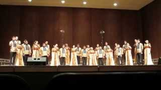University of Santo Tomas Singers - For the first time in fore…
