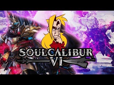 SOUL CHARGE: A Closer Look w/Nightmare - SOUL CALIBUR VI