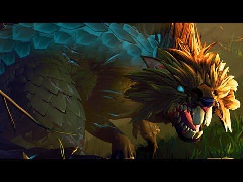 Dauntless Early Access - ROGUE NASHER Behemoth Boss Hunt (SOLO)
