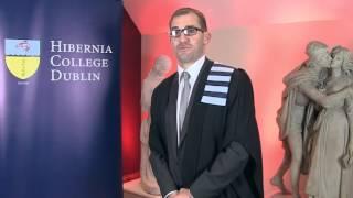 Interview with Kieran Daly - Hibernia College Primary Education Graduate
