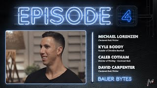 This week we've got a table full of reds joining us for dinner. trevor bauer kicks things off by asking everyone their biggest misconceptions about being p...