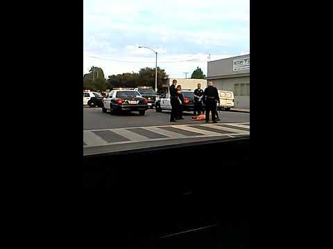 Police Brutality     Long Beach, CA