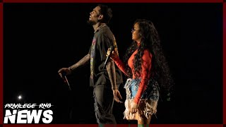 """Download H.E.R. Brings Out Chris Brown at """"Lights On Fest""""   Privilege RnB News"""
