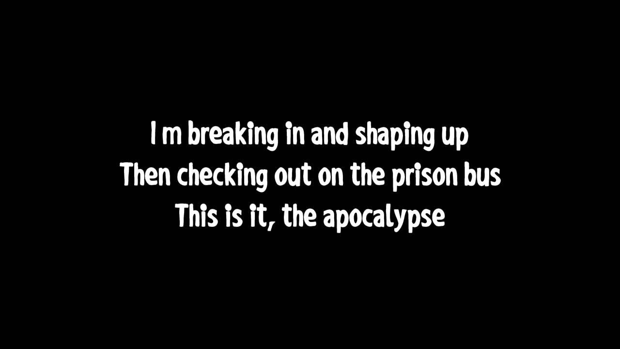 Imagine Dragons - Radioactive Lyrics (HQ) - YouTube