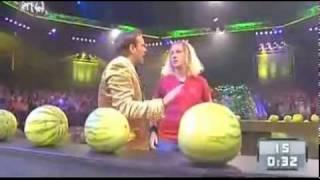 Watermelon Smashing World Record Fail