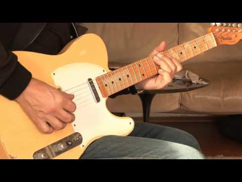 Fender Roadworn Tele