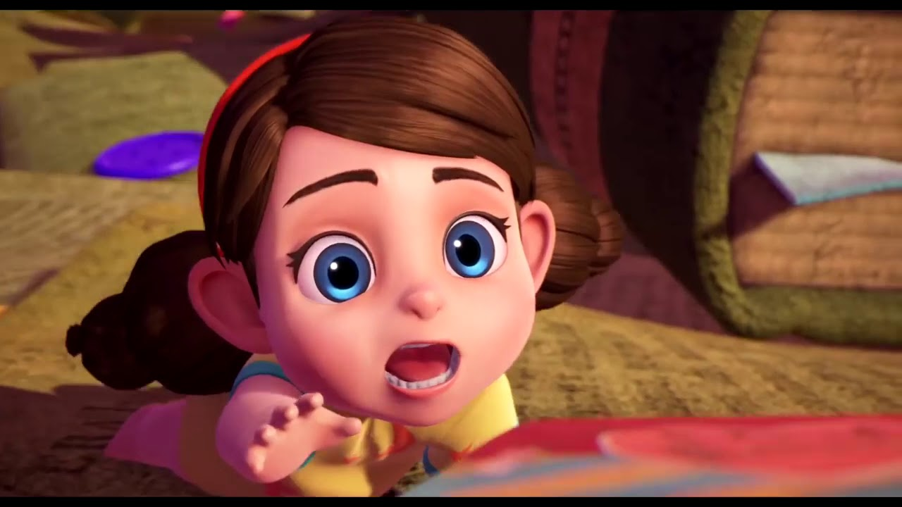 """CGI Animated Short Film HD """"The Gift """" by MARZA Movie Pipeline for Unity   CGMeetup"""