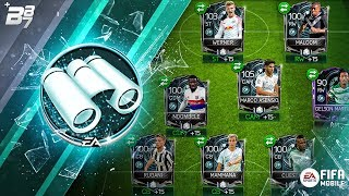 FULL SCOUTING SQUAD BUILDER! w/ MASTER SARR AND MASTER ASENSIO! | FIFA MOBILE