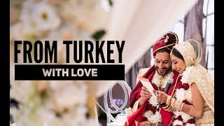 Turkey emerging as the global capital for destination weddings