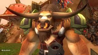 World of Warcraft: VR - Thunderbluff (Mulgore!) thumbnail