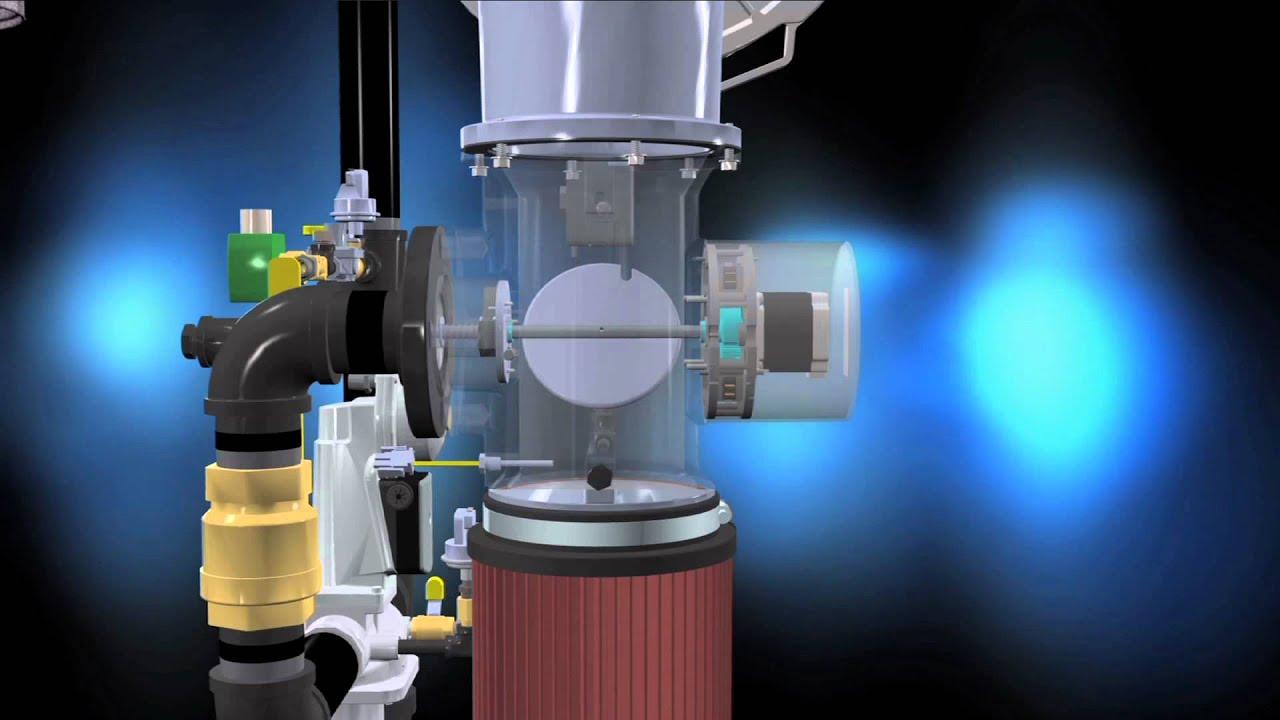 AERCO Benchmark 3000 Condensing Boiler - YouTube