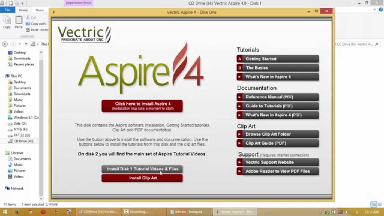 ASPIRE 8.5 GRATUIT TÉLÉCHARGER