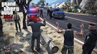 GTA 5 Roleplay - DOJ 151 - Onlookers (Criminal)