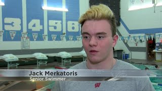 Eau Claire swim team gets ready for State Tournament
