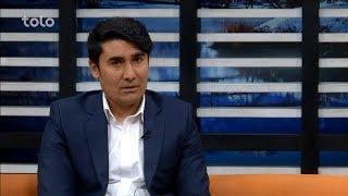 بامداد خوش - جوانان - صحبت با کمال ناصر سادات در مورد نویسنده و خطاط