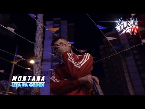 Montana - Lita på orden (officiell video) | @officiallmontana prod @mattecaliste