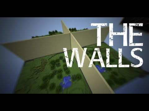Minecraft: The Walls (PvP Survival)