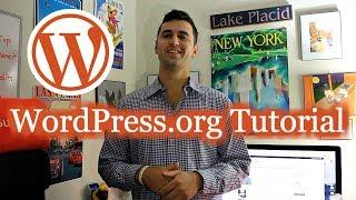 How To Make a WordPress Blog (WordPress.org Tutorial 2019)