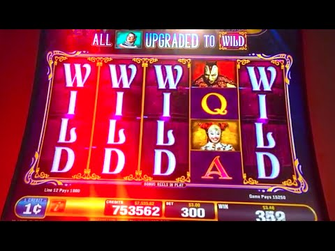 Cirque De Fous Slot - Play Online Video Slots for Free