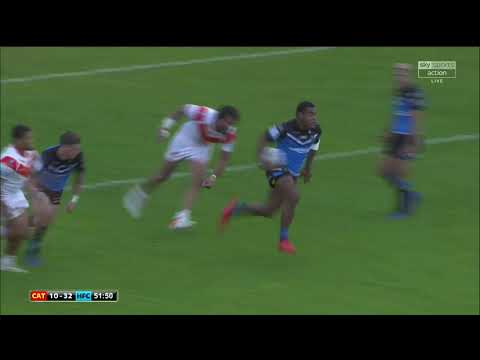Betfred Super League: Catalans Dragons Vs Hull FC (22.6.2019)