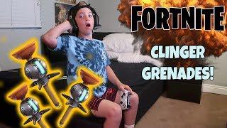 FORTNITE: CLINGER GRENANDES (ROCCO PIAZZA)