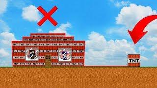 HIRSIZ VS POLİS #59 - Düşmanlar Evi Patlattı (Minecraft)