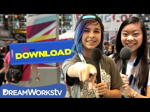 Vidcon 2015 Epic Recap with KawaiiSweetWorld, RadioJH & more! | THE DREAMWORKS DOWNLOAD