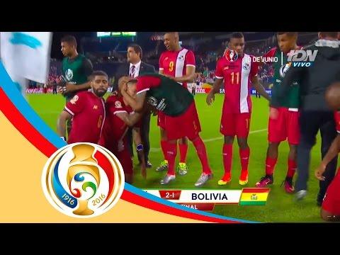 Resumen | Panamá 2-1 Bolivia | Televisa Deportes