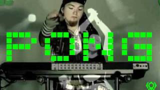 Eisenfunk versus The Human League - Love me Pong