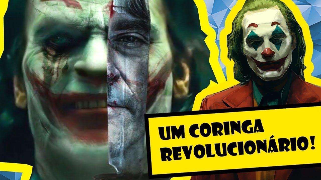 POR QUE CORINGA É UM FILME REVOLUCIONÁRIO?! (SEM SPOILERS)