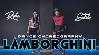 LAMBORGHINI - DANCE CHOREOGRAPHY || SATISH SWAGGER FT. RICHA DAYANI