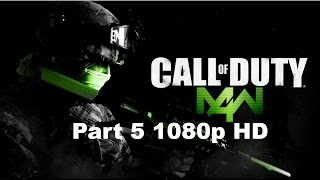 """Call of Duty 4 Modern Warfare Mission 5 """"Charlie Dont Surf"""" Gameplay Part 5 1080p HD (XBOX360)"""