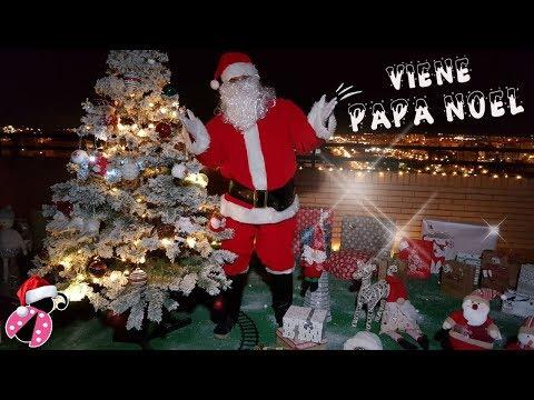 Viene PAPÁ NOEL A Arantxa City 🎅🎄 Los Juguetes De Arantxa