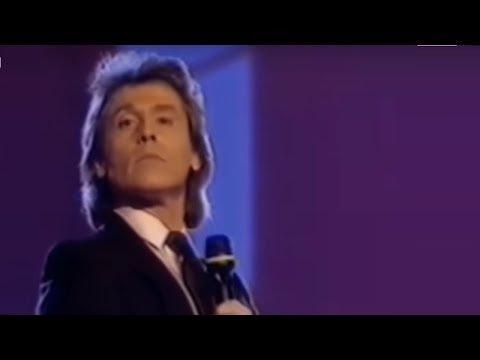 """Raphael en """"El Abanico"""" con  Carmen Abenza (Canal Sur TV). 26.02.1991"""