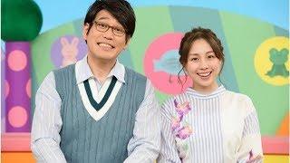 新米パパ・ママの古坂大魔王&鈴木あきえ、『すくすく子育て』新MCに就任.