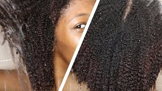 Curly Hair Routine | for Thick, Kinky SHORT NATURAL HAIR