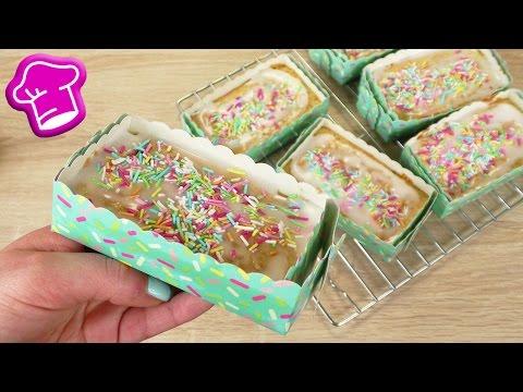 Mini Kuchen | Süße Pappformen Im Test - Frühlings Kuchen Idee | Rezept & Deko | Yummy