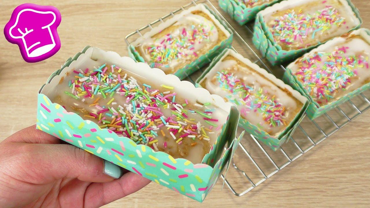Mini Küchenzeilen mini kuchen süße pappformen im test frühlings kuchen idee