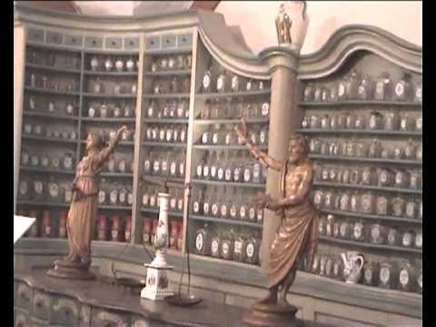 GERMAN PHARMACY MUSEUM HEIDELBERG