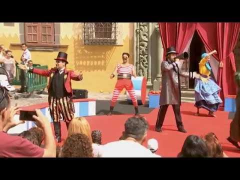 La vida es sueño y circo, de 2RC Teatro. Compañía de Repertorio - 20º TEMUDAS FEST