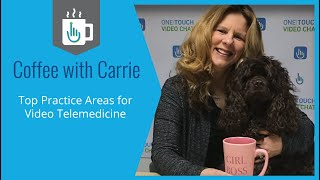 Top Practice Areas for Video Telemedicine