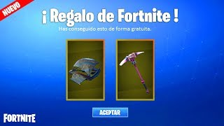 NEW FREE FORTNITE GIFT (You can still get it)