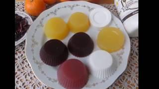 Приготовление мармелада и желе из ягод с агар-агаром