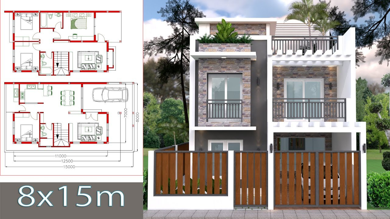 maxresdefault - 33+ Small House Design With Four Rooms PNG