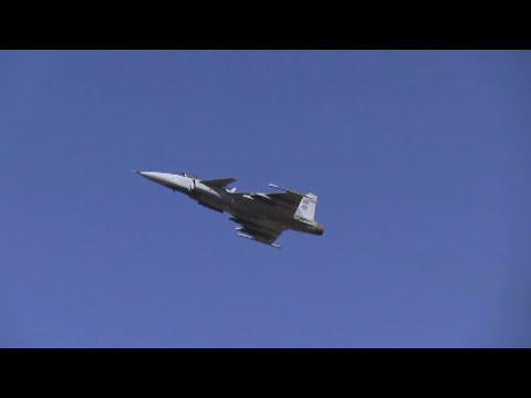JAS 39 Gripen best display ever