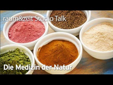Dr. Doris Ehrenberger: Die Heilkraft der Natur (raum&zeit Studio Talk)